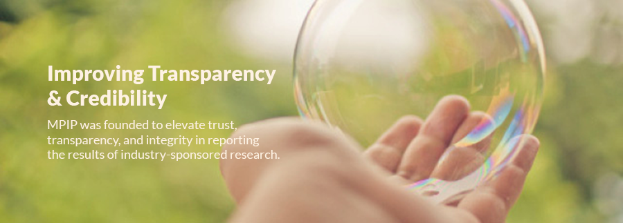 Improving Transparency and Credibility